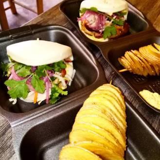 Burger Bao, vertigineusement bon !