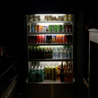Notre frigo toujours rempli !