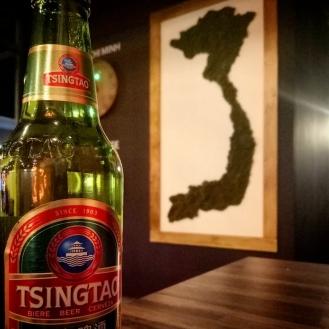 La Tsingtao dans son milieu naturel